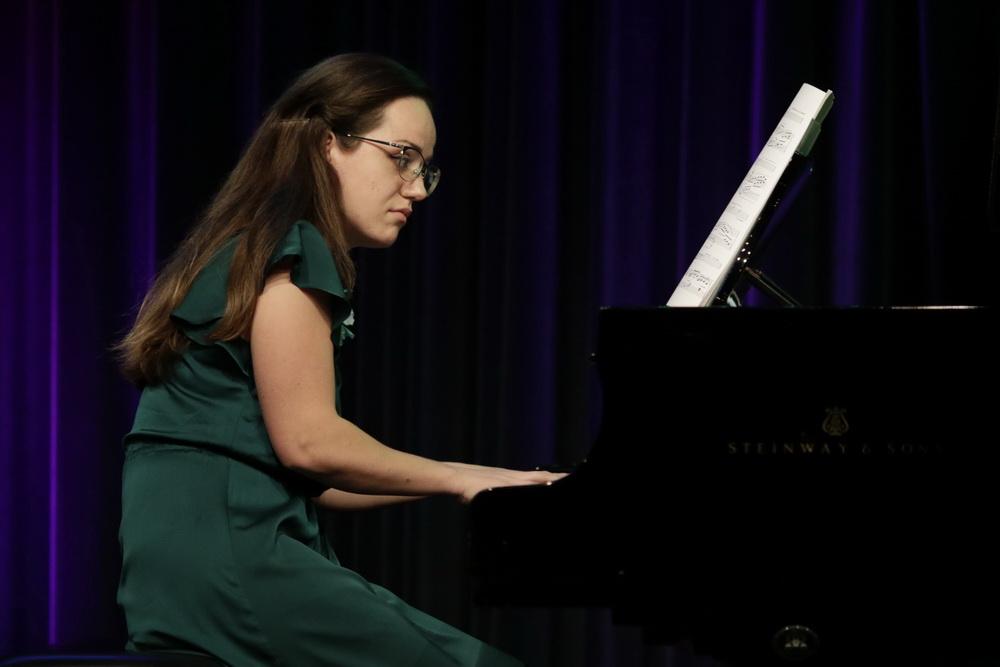 Nadja Rus, klavir, foto: Goran Antlej