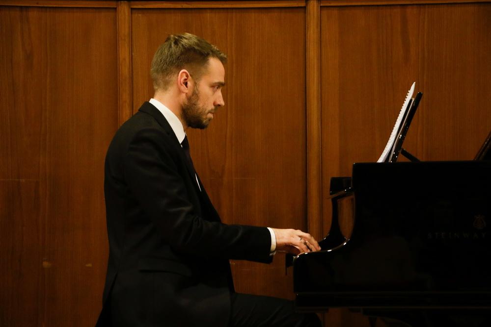 Ivan Pernicki, klavir, Foto: Goran Antlej