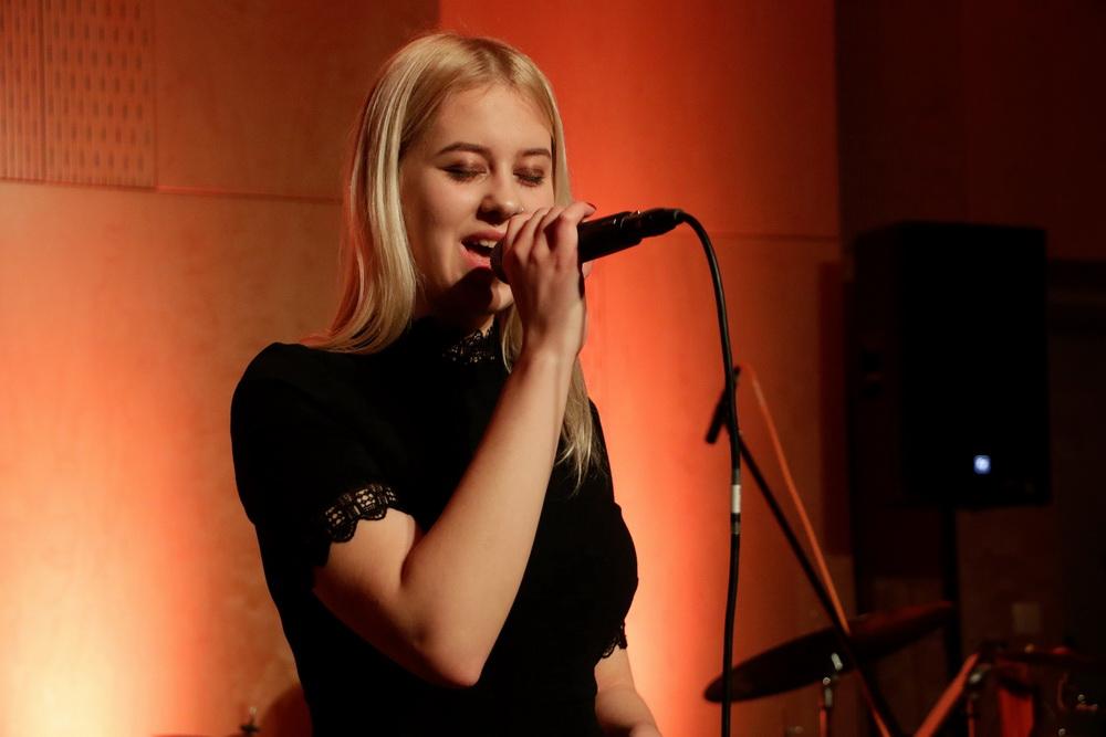 Jazz mladih - Moja pesem - Nuša Bezjak (10.2.2020)