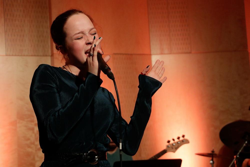 Jazz mladih - Moja pesem - Nina Sirk (10.2.2020)