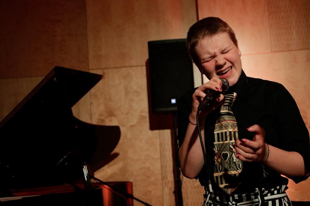 Jazz mladih - Moja pesem - Neža Okorn (10.2.2020)