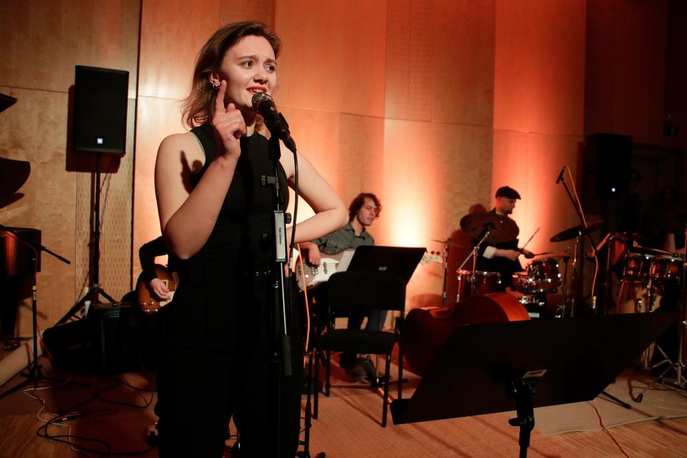 Jazz mladih - Moja pesem - Eva Vene (10.2.2020)
