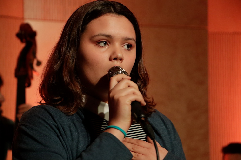 Jazz mladih - Moja pesem - Ana Štefan (10.2.2020)
