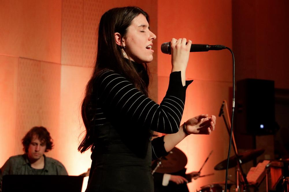 Jazz mladih - Moja pesem - Nika Sluga (10.2.2020)