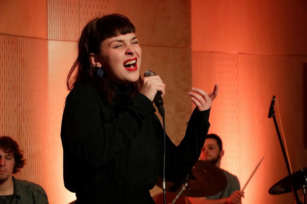 Jazz mladih - Moja pesem - Katarina Samobor (10.2.2020)