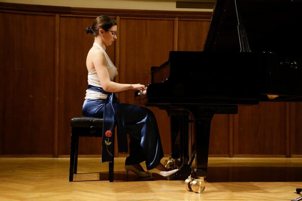 Rebeka Dobravec, Foto: Goran Antlej  (3.3.2020)