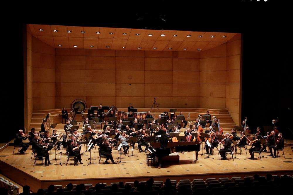 23.9.2020, Orkester Slovenske filharmonije, Foto: Goran Antlej